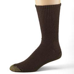 Gold Toe® 3-pk. Acrylic Fluffies® Crew Socks