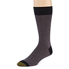 Gold Toe® Mens Dress Crew Socks