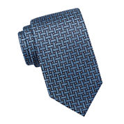 Stafford® Dawson Basketweave Silk Tie