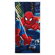 Spider-Man® Night City Beach Towel