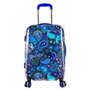 Travelers Club Paisley 3-pc. Luggage Set