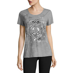 Made For Life Short Sleeve Scoop Neck T-Shirt