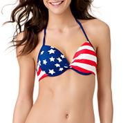 Arizona Star Bra Swimsuit Top-Juniors