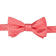 J.Ferrar Pin Dot Bow Tie