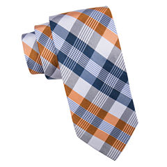 Stafford Peter Plaid Tie