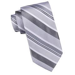 Stafford Steve Stripe Tie