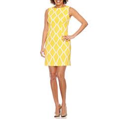 Alyx Sleeveless Sheath Dress-Petites