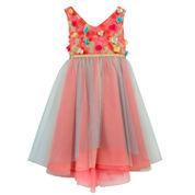 Rare Editions Sleeveless Tutu Dress - Preschool Girls