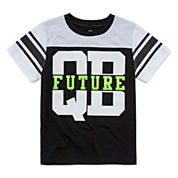 Okie Dokie Boys Football T-Shirt - Preschool 4-7