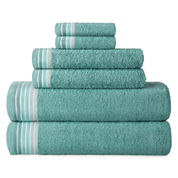 Home Expressions™ Bath Towel & 2-pc. Rug Collection