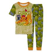 Disney Lion Guard SL Pant Pajama Set Boys