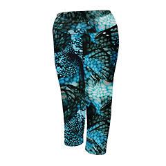 Champion® Absolute Fusion Athletic Print Capri Pants - Plus