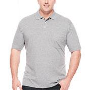 The Foundry Supply Co.™ Short Sleeve Pocket Polo - Big & Tall