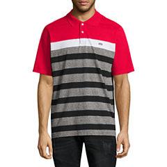 Ecko Unltd Short Sleeve Solid Jersey Polo Shirt