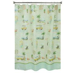 Bacova Guild Shorething Shower Curtain