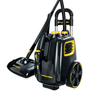 McCulloch® MC1385 Deluxe Canister Steam Cleaner
