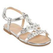 Okie Dokie® Calla Girls Sandals - Toddler
