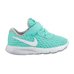Nike® Tanjun Girls Running Shoes - Toddler