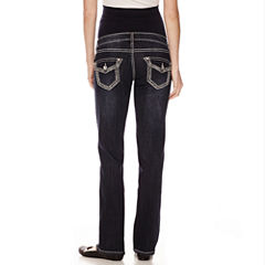 Tala Jeans Bootcut Jeans-Maternity