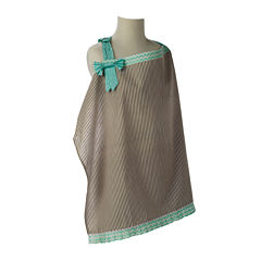 Trend Lab® Nursing Cover - Cocoa Mint
