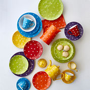 Maxwell and Williams™ Sprinkle Polka Dot Dinnerware and Serveware Collection