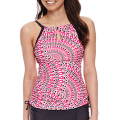 Free Country Medallion Halter Swimsuit Top
