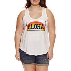 Arizona Racerback Tank - Juniors Plus