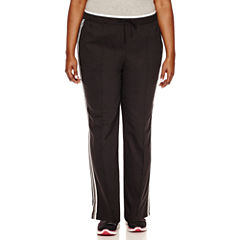 Made For Life Woven Track Pants-Plus