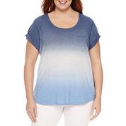 a.n.a Short Sleeve T-Shirt-Plus