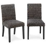 Willow Set of 2 Side Chairs