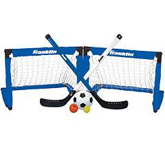 Franklin® 3-In-1 Indoor Sports Set