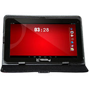 Linsay® 10.1'' Quadcore 1024X600Hd 8Gb Tablet with Leather Case