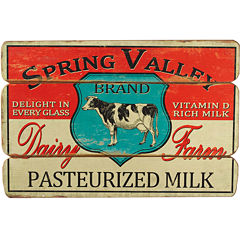Spring Valley Nostalgic Wall Art