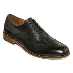 Stafford® Nolan Men's Wingtip Oxford Shoes