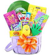 Alder Creek Delightful Easter Treats Basket Gift Set