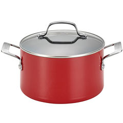 Circulon® Genesis 4½-qt. Aluminum Nonstick Covered Dutch Oven