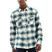 Vans® Runnin Long-Sleeve Woven Shirt