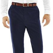 JF J. Ferrar® Bright Blue Flat Front Stretch Suit Pants – Super Slim