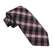 Haggar® Multi-Striped Wool Blend Tie