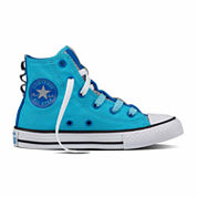 Converse Chuck Taylor All Star Loopholes Hi Girls Sneakers - Little/Big Kids