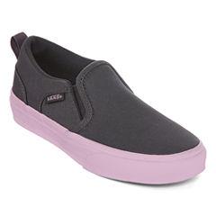 Vans Asher Girls Skate Shoes - Big Kids
