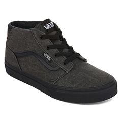 Vans Chapman Mid Boys Skate Shoes - Big Kids
