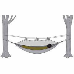 Snugpak Hammock Quilt with Travelsoft Insulation