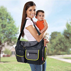 Fisher Price Sport Duffle Diaper Bag