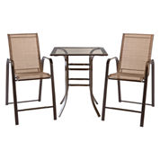 Outdoor Oasis™ Newberry 3pc Counter Height Set