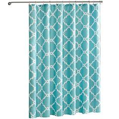Madison Park Essentials Concord Printed Shower Curtain