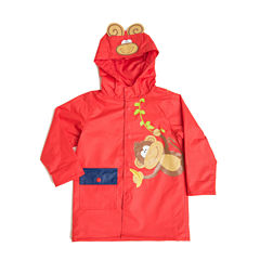 Wippete 100 Boys Raincoat-Toddler