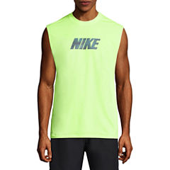 Nike Camo Fuse Sleeveless Shirt 40+ Protection