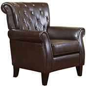 Brady Tufted Club Chair