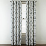 Studio™ Casey Grommet-Top Window Treatments